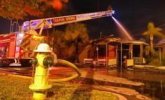 Drowning Embers...  #drowningembers  #drowning #embers #fire #firefighter #call #emergency #firetruck #fireengine #tarponspringsfirerescue #tarponsprings #florida #tarpontaphouse #smoke #ladder #laddertruck #truck #spraying #palmharborfirerescue #christop