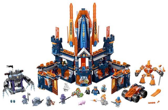 70357 Knighton Castle 2