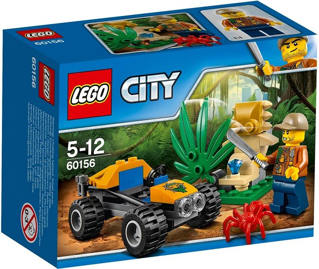 60156 Jungle Buggy 1