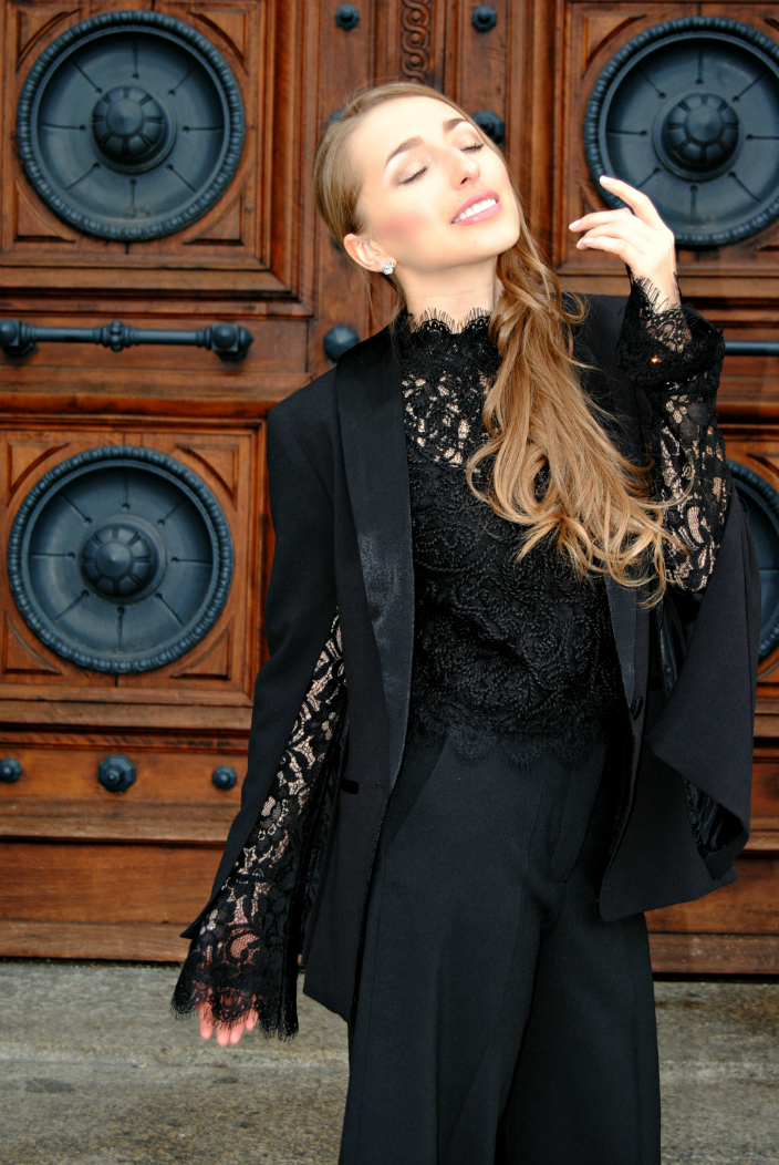 Outfit Black Lace (003b)