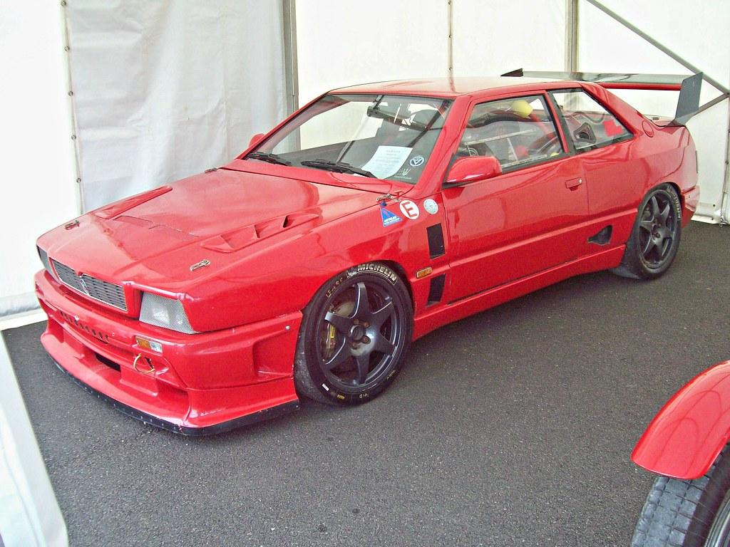 167 Maserati Ghibli (Tipo AM336) Open Cup (1995 ...