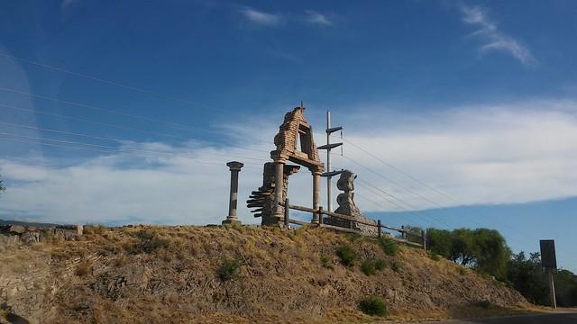 Road to Las Pirquitas