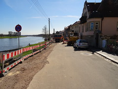 Elbe Bikeway Dresden Laubegast