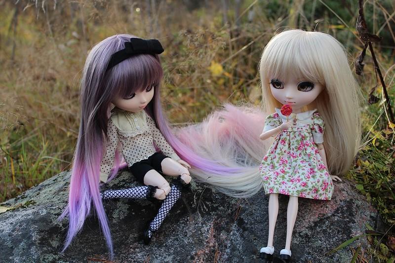 Natsuki and Verona