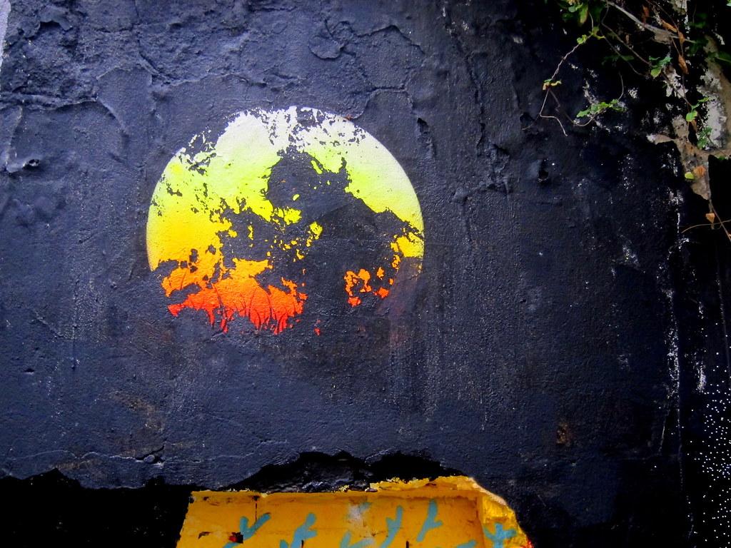 streetart   berlin . haus schwarzenberg