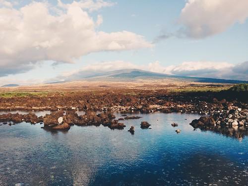 seascape beach landscape hawaii makalawena bigisland paysage plage iphone iphonography vscocam