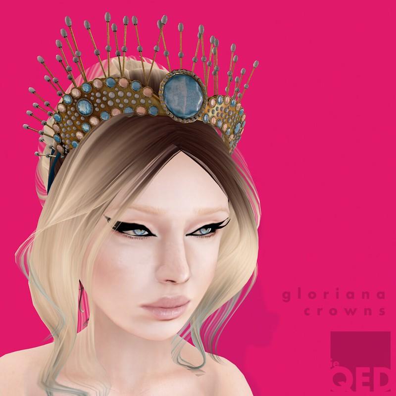 ieQED gloriana.crown.AD - square