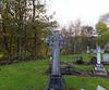 Glendevon parish churchyard, Perthshire, Scotland