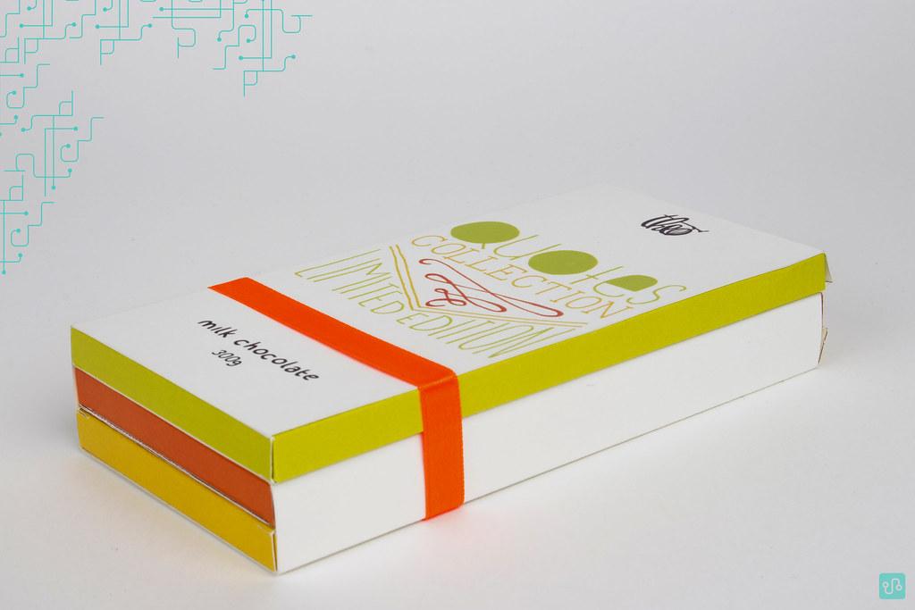 Embalagem de chocolates   Design Studio