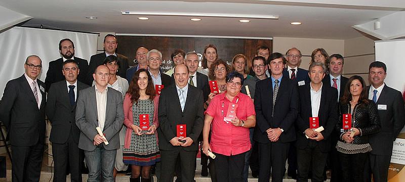 Galardonados de los Premios Socinfo