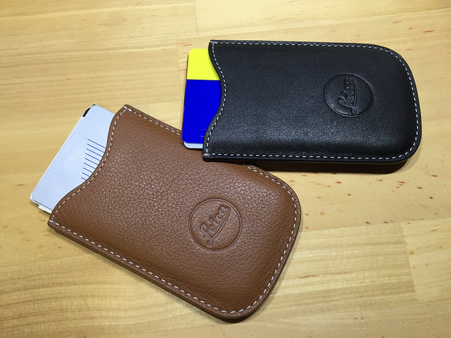 Leica card holder #2
