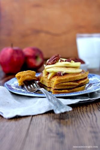pancakes alla zucca6