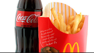 Coke & Mcdonalds