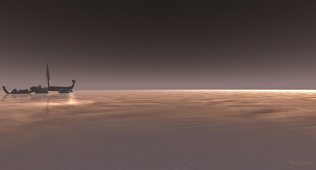 Minimalism: Shining Horizon by Tizzy Canucci on Flickr