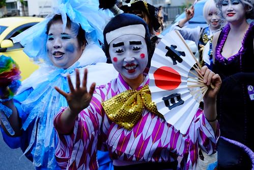 Kawasaki Halloween parade 2014 45