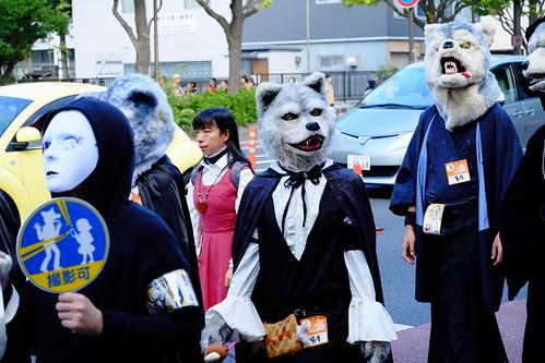 Kawasaki Halloween parade 2014 35