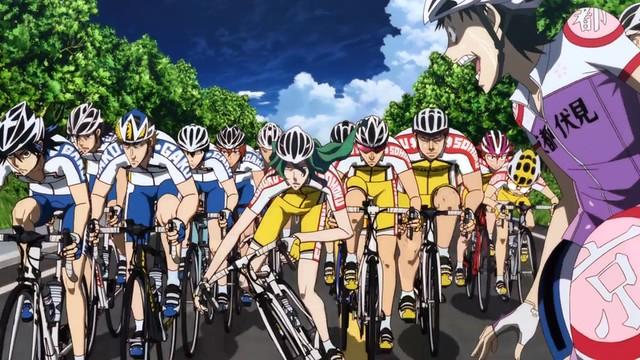 Yowamushi Pedal ep 38 - image 23