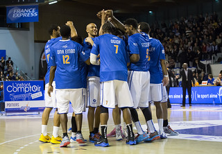 Basket, PB86 : Poitiers - Boulazac (2014-2015)