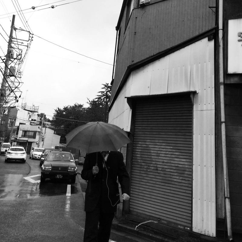 Day 2: Men in Black, Tokyo 2014