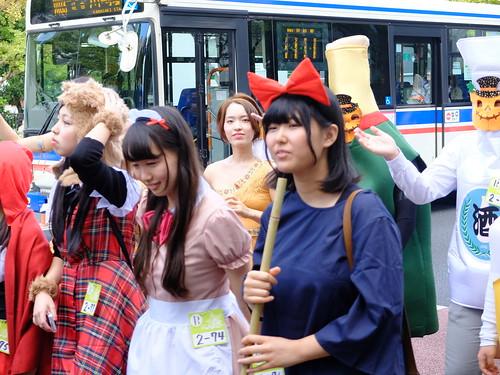 Kawasaki Halloween parade 2014 92