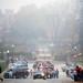 foggy parade by CentralMethodistUniversity