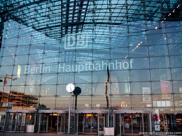 Estación de tren de Hauptbahnhof