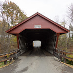 Newfield covered bridge, 1853