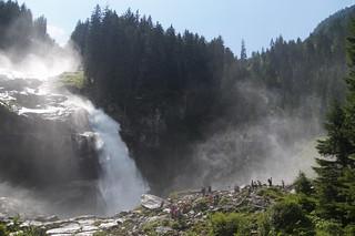 021 Krimml watervallen