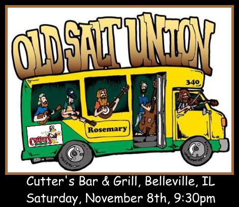 Old Salt Union 11-8-14