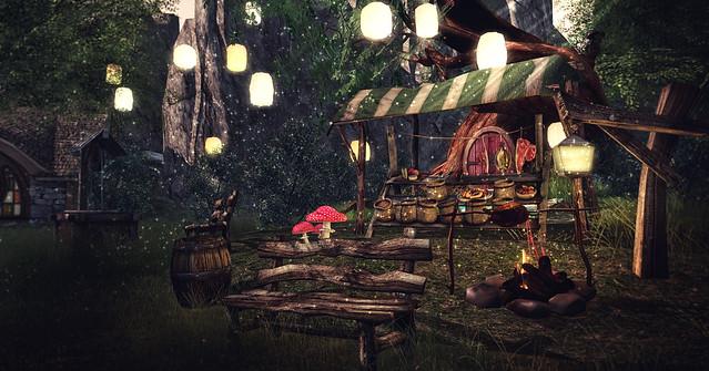An Elven Paradise Ft Kazza @ The Fantasy Gacha