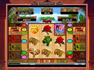 Jumping Beans slot game online review
