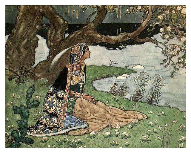 005-Rubáiyát of Omar Khayyám-1913- Ilustrado por René Bull