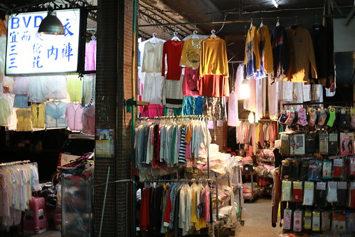 台湾・台北の服屋