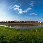 Becsapós panoráma a Tisza parton
