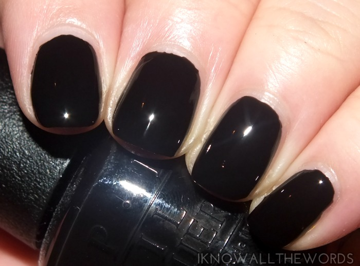 Peanuts by OPI - Who Are You Calling Bossy