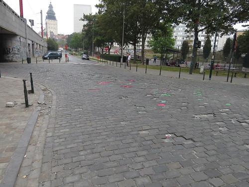 Missing tiles colours
