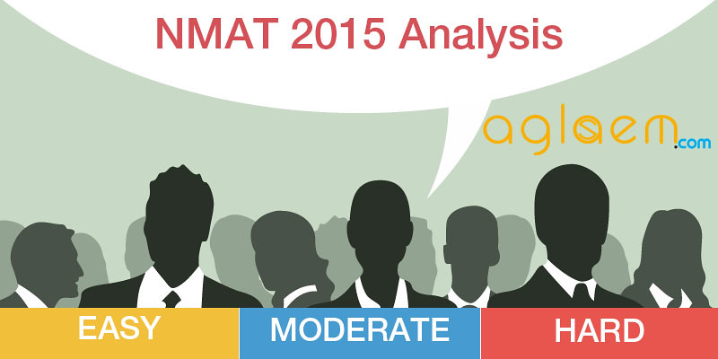 NMAT 2015 Analysis of second day - Same pattern, intelligent questions