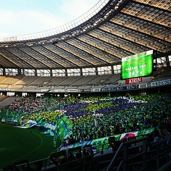 Always glad to be the champions in any league although the match against Verdy was one of the worst performance in this year. #NonStopFootballShonan #bellmare
