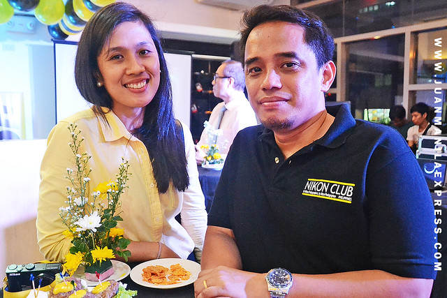 NIKON CLUB PHILIPPINES REPRESENTS. NCP members attending the official opening of the Nikon Showroom & Service Center in Greenbelt, Makati.