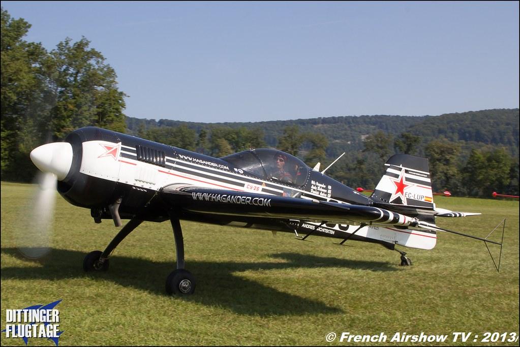 Sukhoi 26 MX atDittinger Flugtage 2013