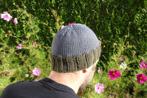 Bonnet super facile au tricot