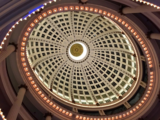 Dome, Rotunda