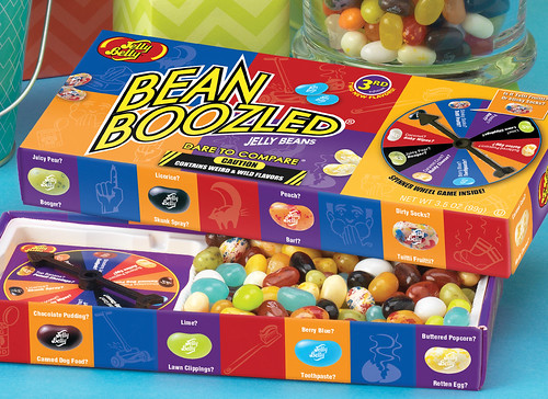 BeanBoozled 3rd Edition Spinner Gift Box