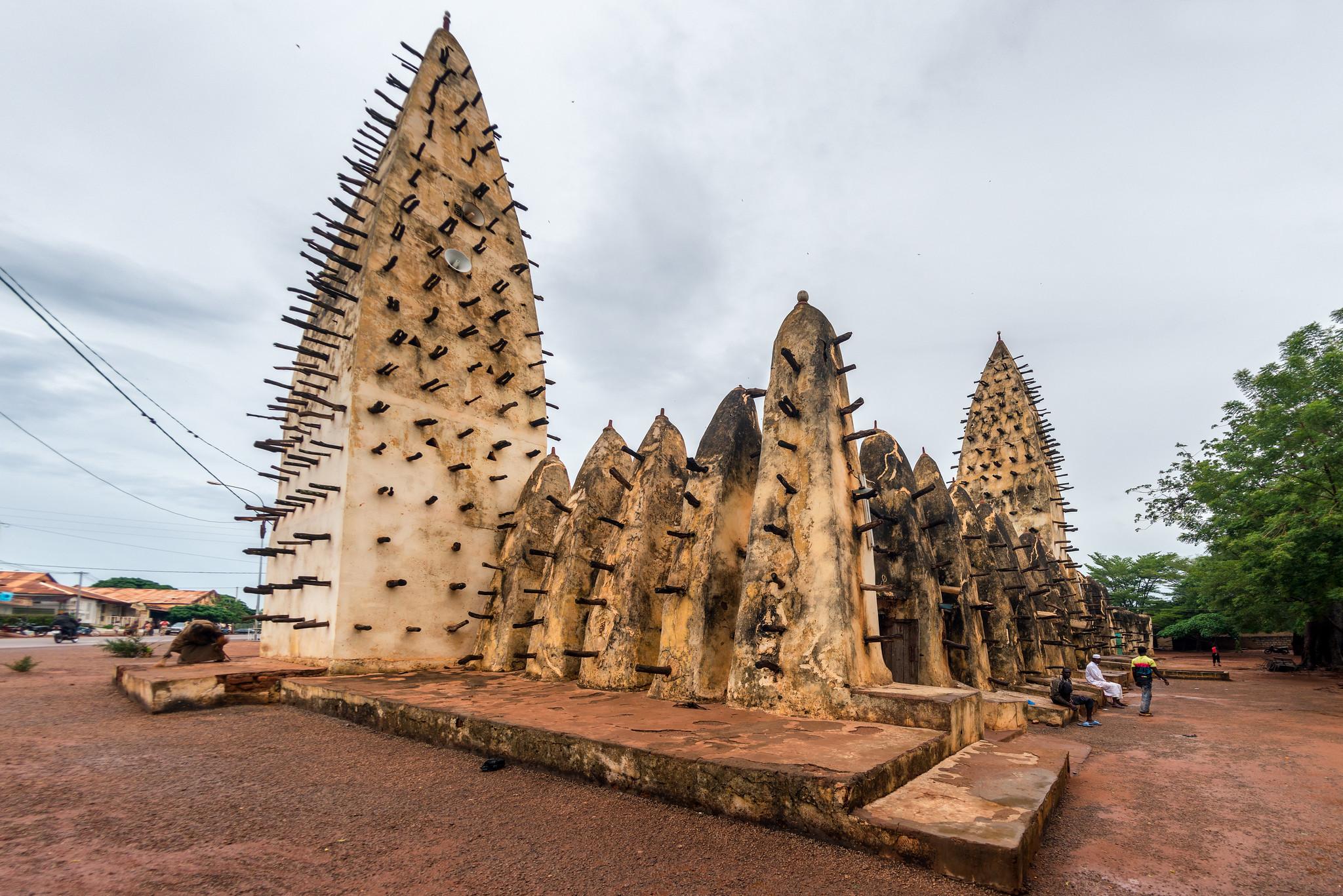 Bobo Dioulasso Grand Mosque