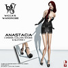 Wicca's Wardrobe - Anastacia