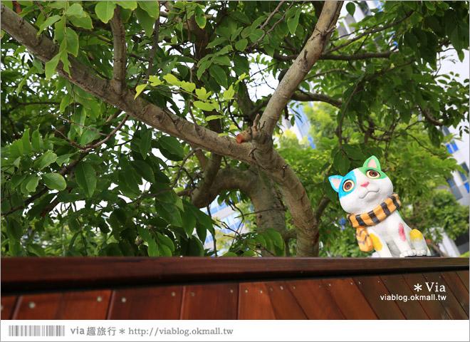 【南科幾米】台南|台積電南科幾米裝置藝術小公園~願望盛開‧許諾之地24