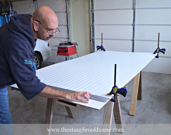Cutting Beadboard