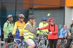 Semaine bleue : vélo, marche nordique et escalade