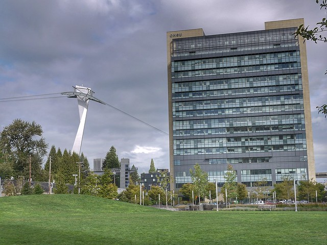 South Waterfront district