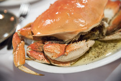 Roast Crab, Thanh Long, San Francisco